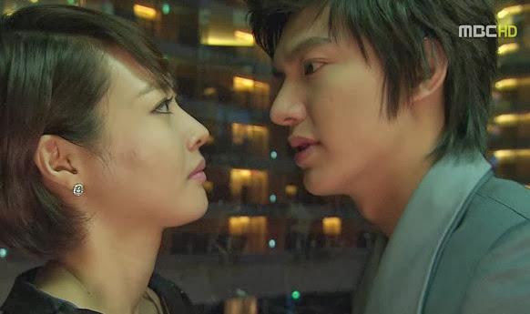 Wang Ji Hye, Lee Min Ho