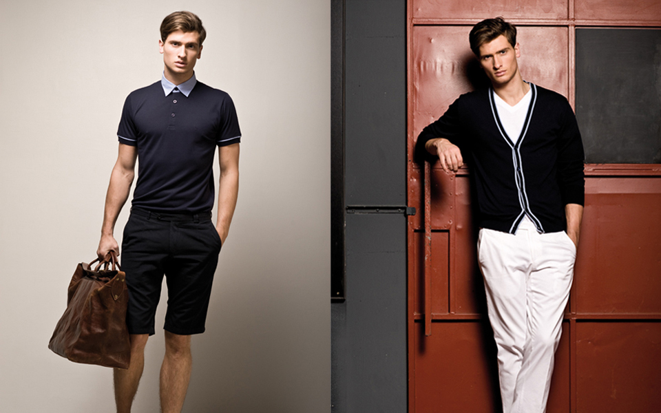 Remus Uomo Spring/Summer 2016 Collection