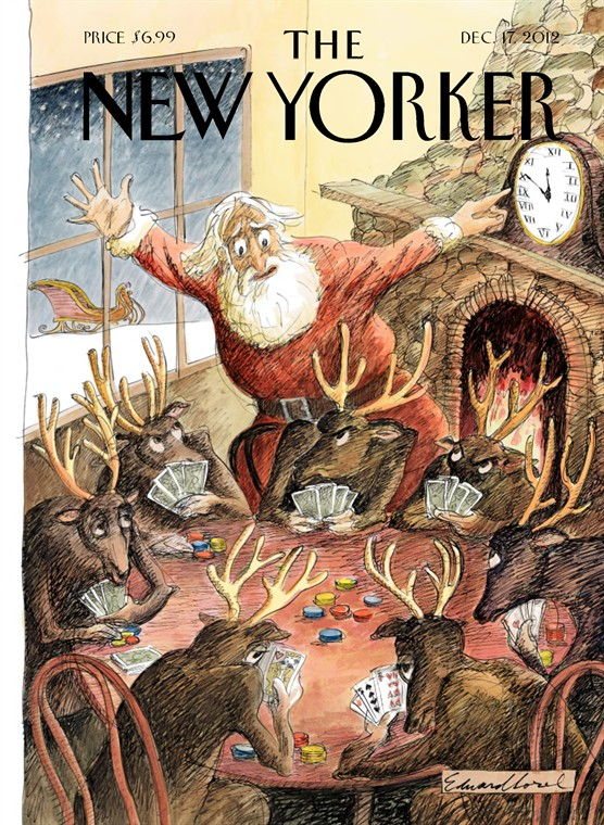 Dec 17 2012 by the new yorker covers