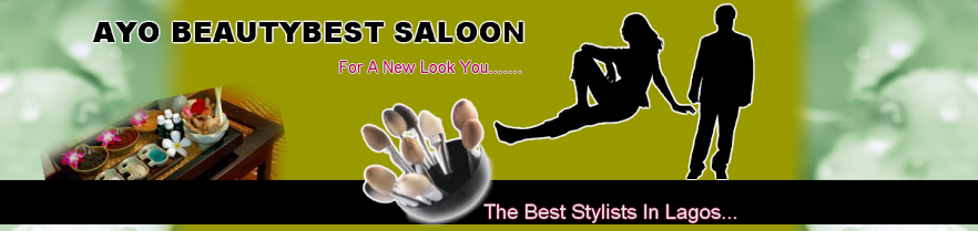 Beauty and hair salon in Nigeria