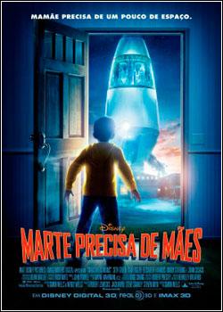 Marte Precisa de Mães DVD-R