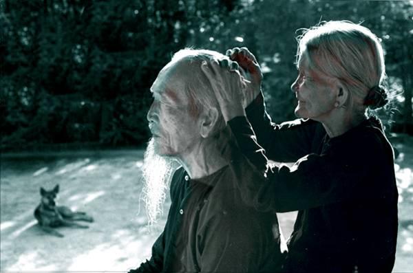 Ảnh tình yêu tuổi già đẹp