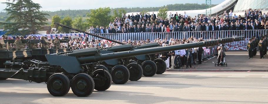 Военный парад на день независимости
