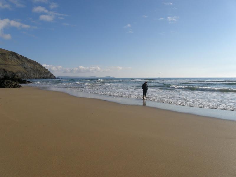 Atlantyckie plaże wmarcu