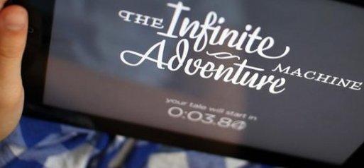 The Infinite Adventure Machine – Genera cuentos en 3D usando la voz
