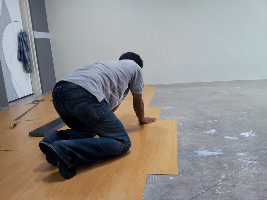 The Construction of Laminate Flooring