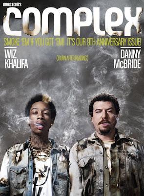 >News // Wiz Khalia En Couv De Complex Magazine Avec Danny McBride
