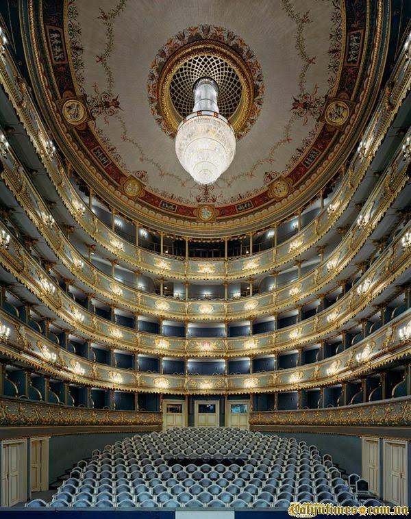 Становий театр, Прага, Чехія, 2008