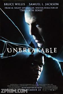 Bất Khả Xâm Phạm - Unbreakable (2000) Poster
