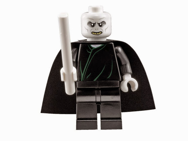 4865 レゴ 禁じられた森(ハリー・ポッター)