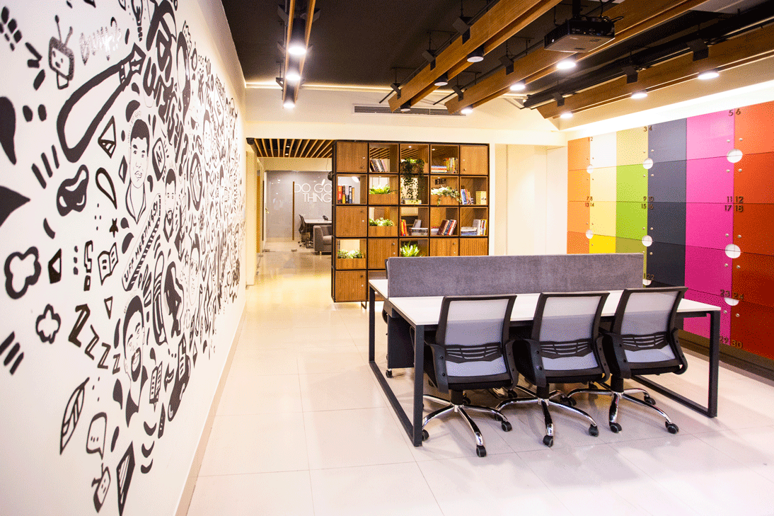 Workstation Coworking Space in Dhaka