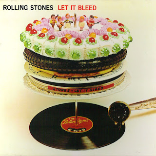 The Rolling Stones - Let it Bleed album cover