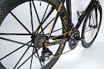 Time RXRS ULTeam Gold Campagnolo Super Record Complete Bike