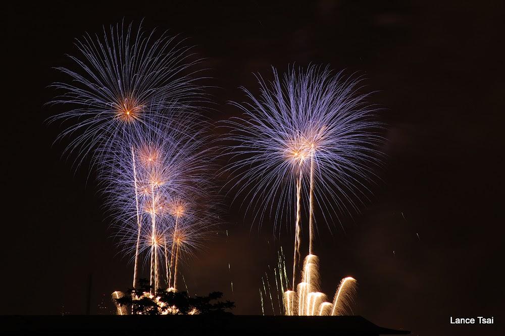 2012年7月4日 美國國慶日煙火