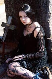 cewek gothic