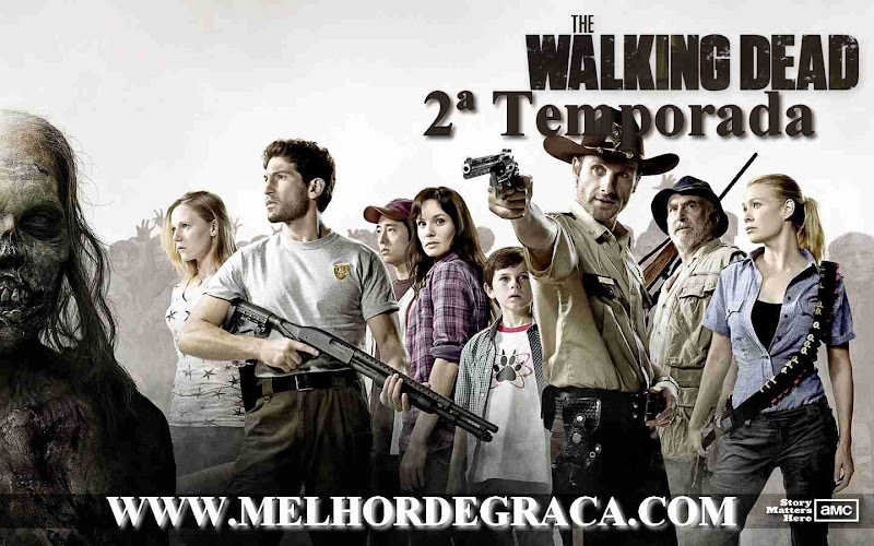 Download the walking dead 2ª temporada dublada e legendada