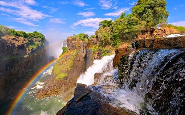 Cataratas Victoria - Río Zambeze