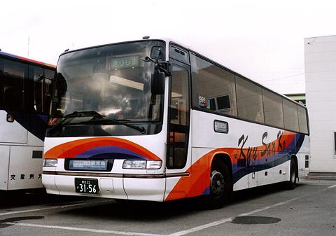 九州産交バス「なんぷう号」 3156