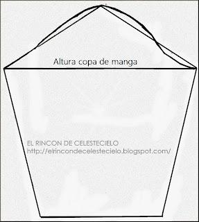 Manga larga básica