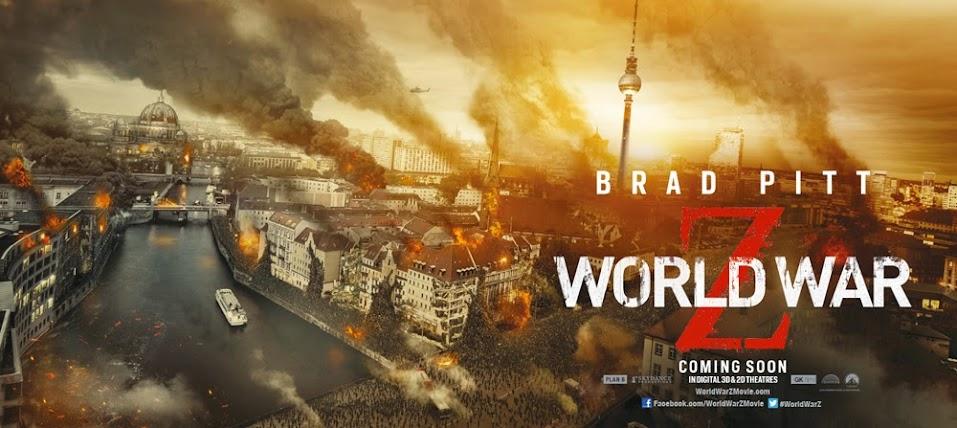 Берлин - Война миров Z