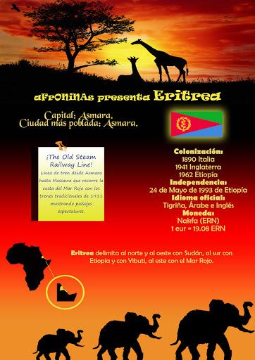 áfrica eritrea