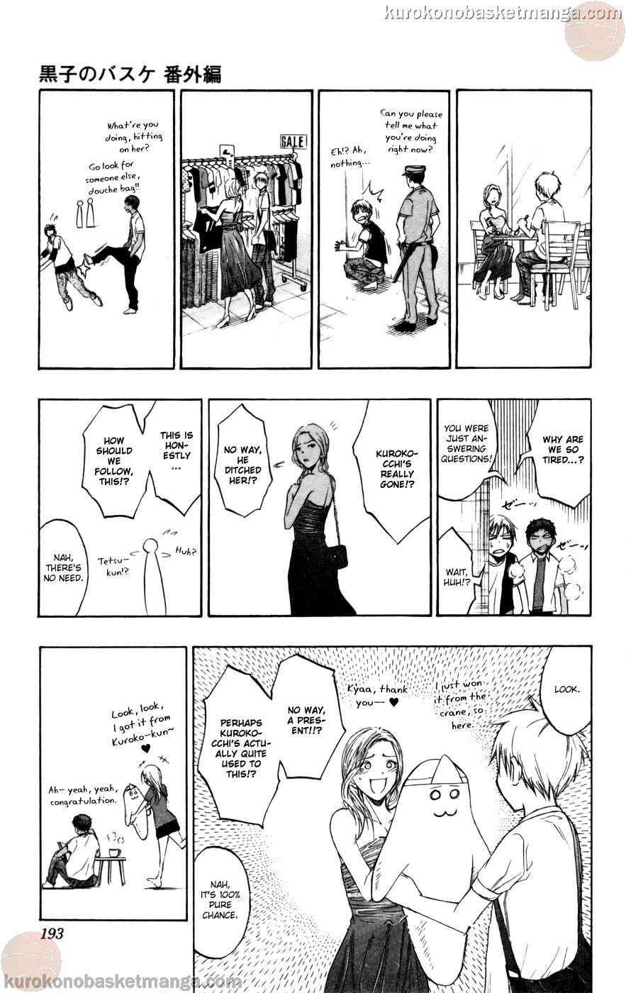 Kuroko no Basket Manga Chapter 108 - Image 22