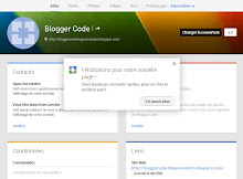 Votre page Google+ a été créée