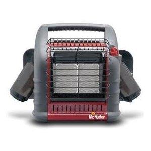 Mr. Heater Portable Big Buddy Heaters Port Buddy Prop Htr 4 000/9 000/18 000 Btu: 373-Mh18B - port buddy prop htr 4 000/9 000/18 000 btu