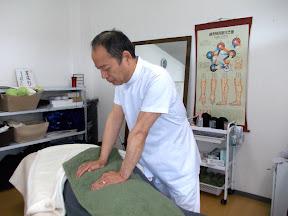 腰・肩 痛みの専門整体院のイメージ写真