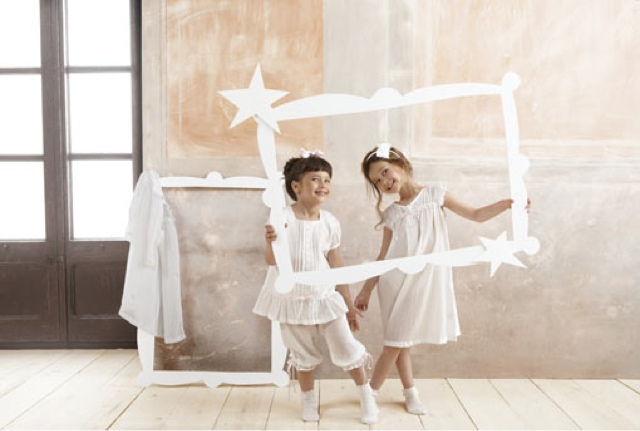 Photocall niños princesas