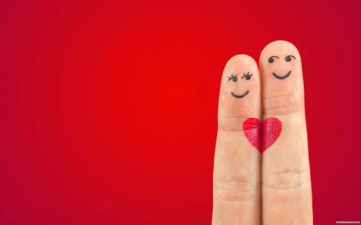 Loạt Hình Ảnh Valentine Cực Ngọt Ngào