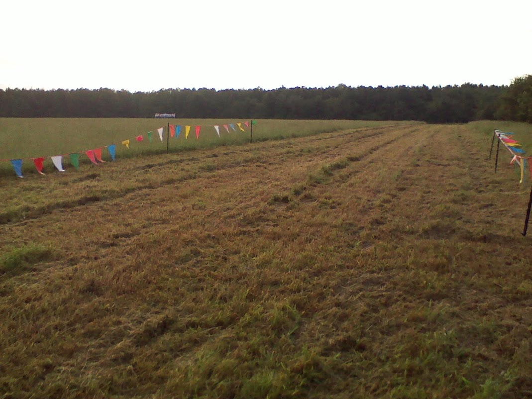 MacNair's Farm 10K Start area