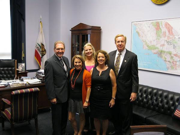 Congressman Gary Miller's office