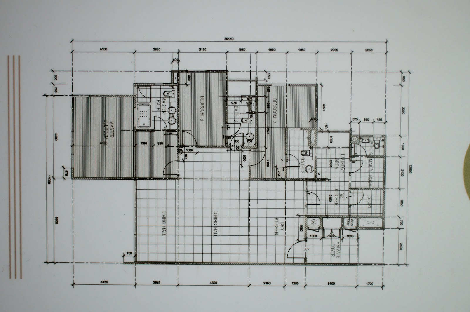 detailed floor plans seringin residences community forum