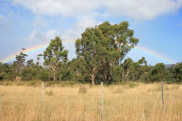 Rainbow Tasmania Australia - © CKoenig