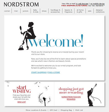 Nordstrom: A case study in connecting in-store and online experiences