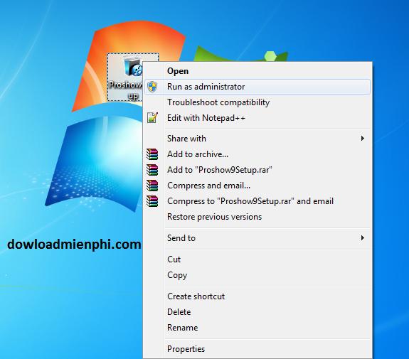 DowLoad Proshow Producer 9.0 Full active mới nhất + hướng dẫn cài đặt xoá bỏ dòng chữ vàng - 262027