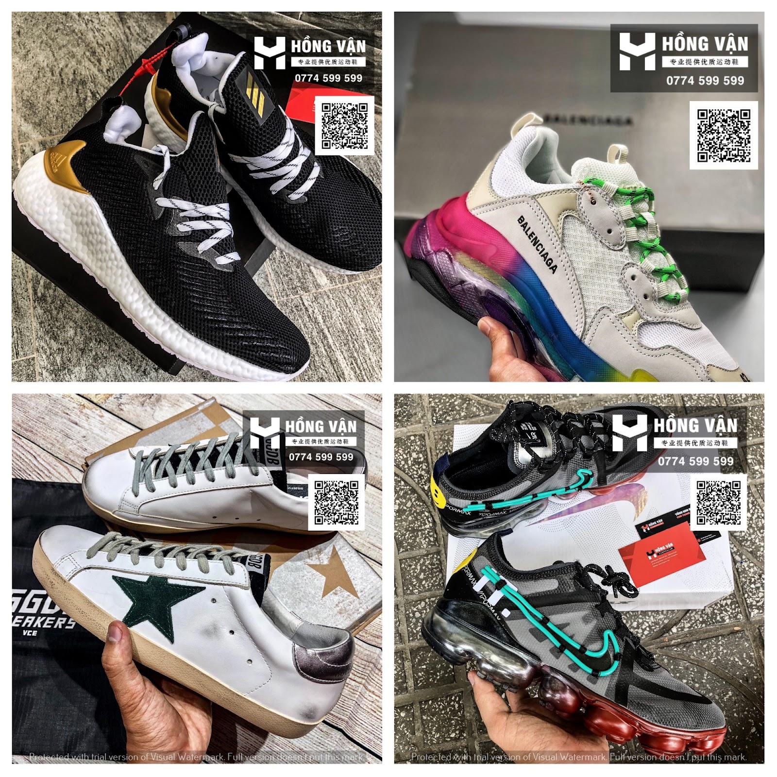 Hồng Vận - Tổng buôn sỉ giày thể thao chất lượng , uy tín ( hình thật - 8