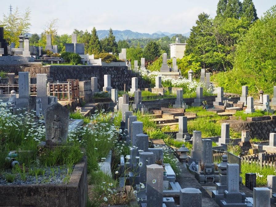 takayama cimetière