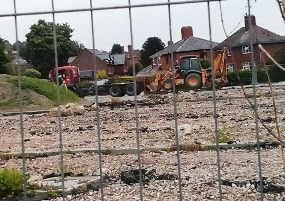 Still no plans for Smithfield site