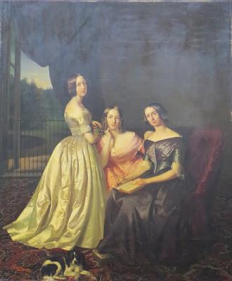 Peinture Hollandaise Xix Siècle Restaurationdetableauxbeziers