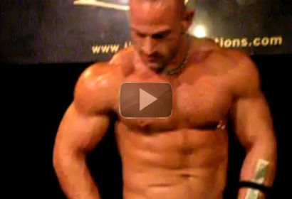 Samuel Colt at BodyBuilders Jam