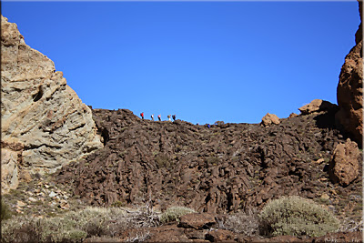 Cascada de lava o plateau