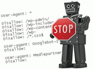 tạo robots.txt cho blogspot