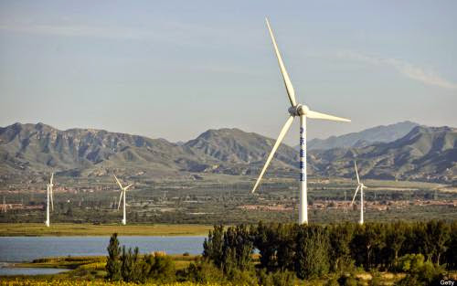 Renewables Can Support Chinas 80 Pct Power Consumption By 2050 Wwf