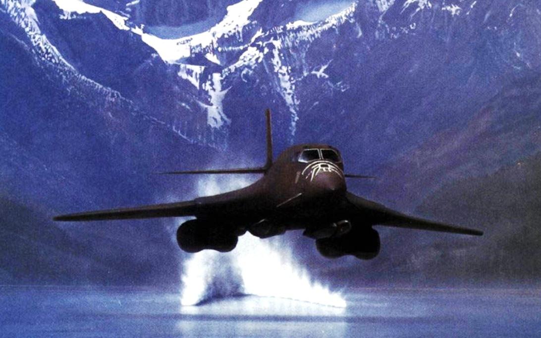 b 1b lancer bomber wallpaper - photo #26