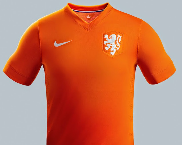 Mẫu áo bóng đá đẹp nhất mùa giải 2015