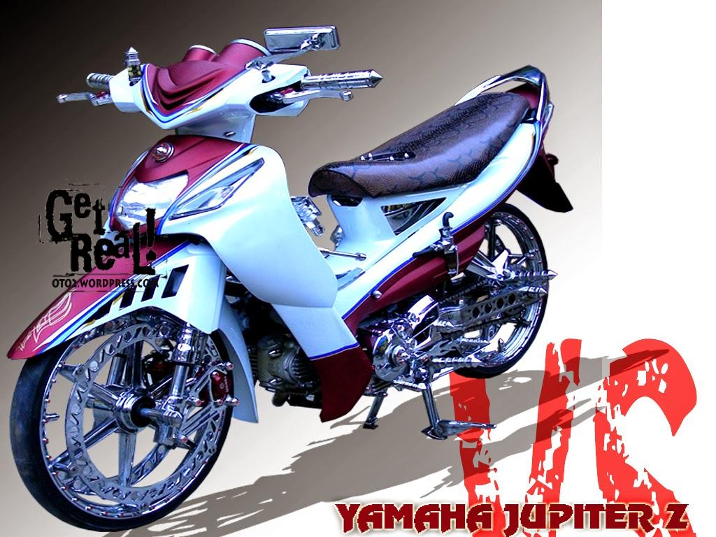 Modifikasi Lampu Motor Supra X 125 Supaya Terang