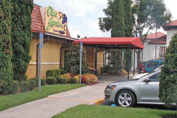 Olive Garden, Archer Road