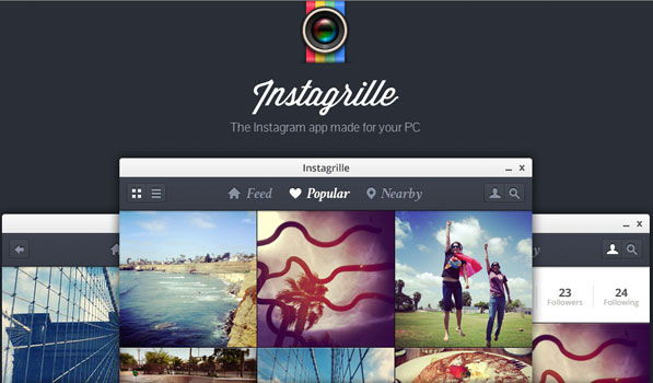 View Instagram Photos On Your Desktop PC